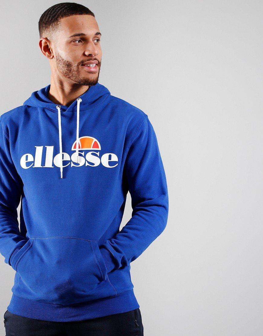 Ellesse Gottero Hoodie Blue