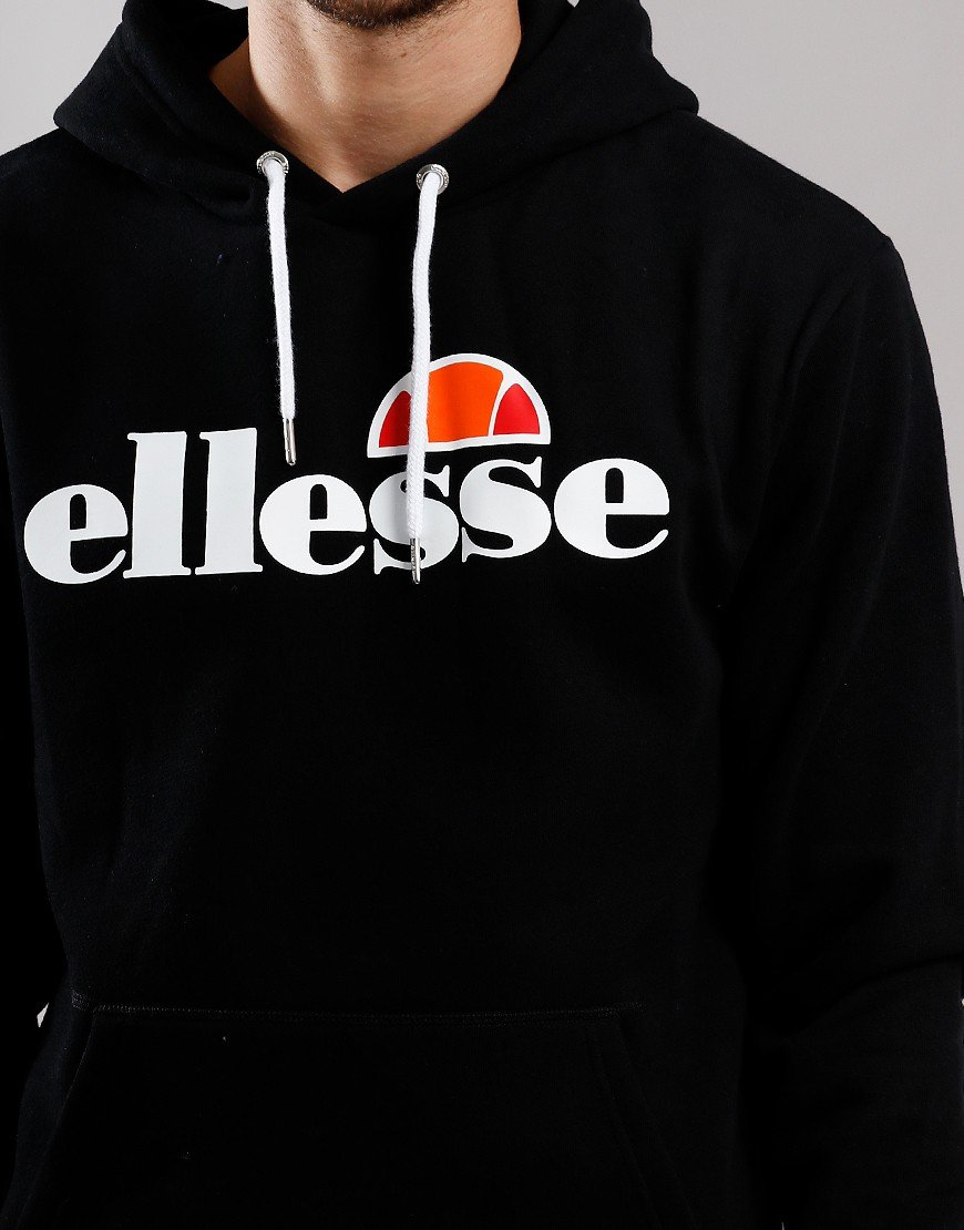 Ellesse Gottero Hooded Sweat Black