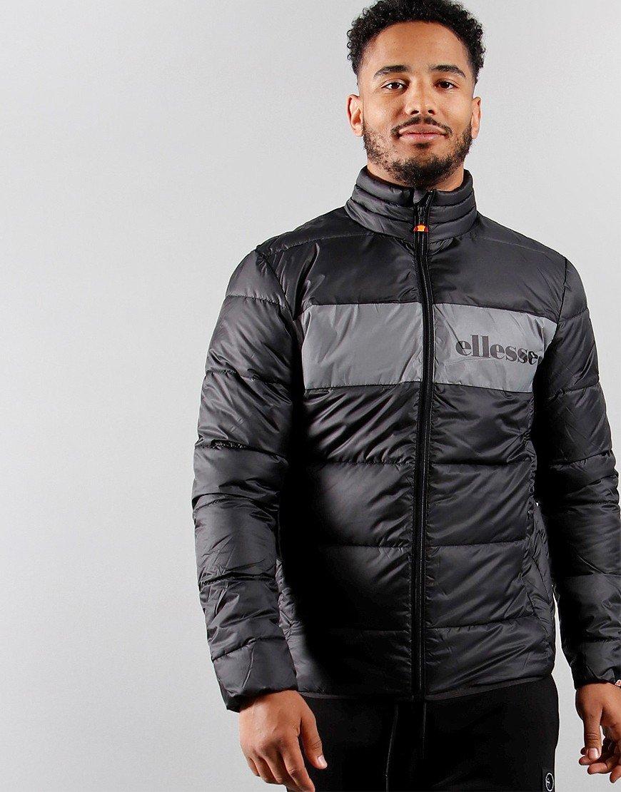 Ellesse Illo Padded Jacket Black