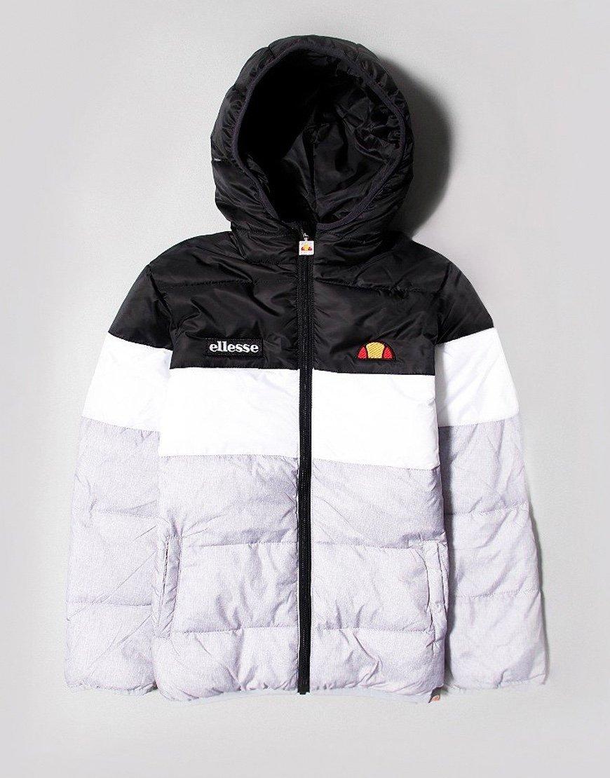 Ellesse Muscia Padded Jacket Black/Grey