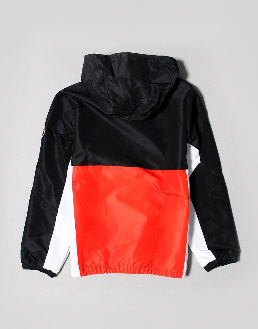 Ellesse Kids Garinos Jacket Black/Red
