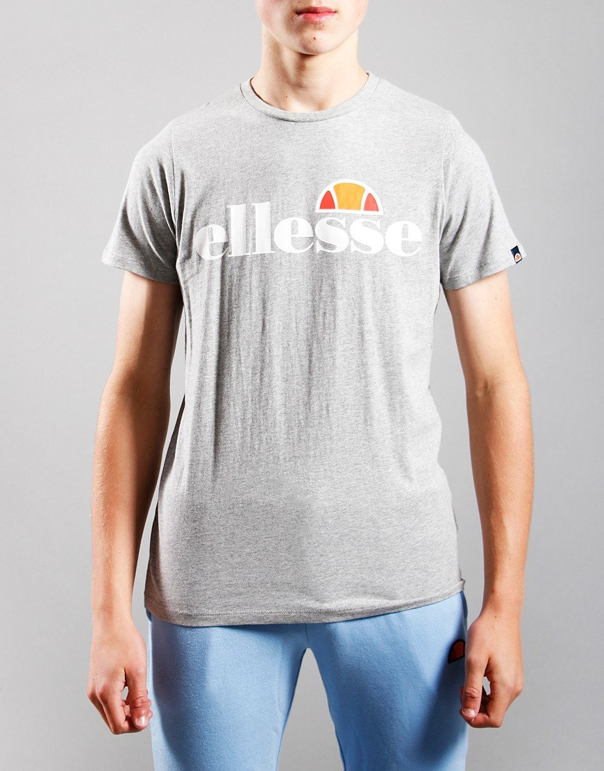 Ellesse Kids Malia T-Shirt Grey