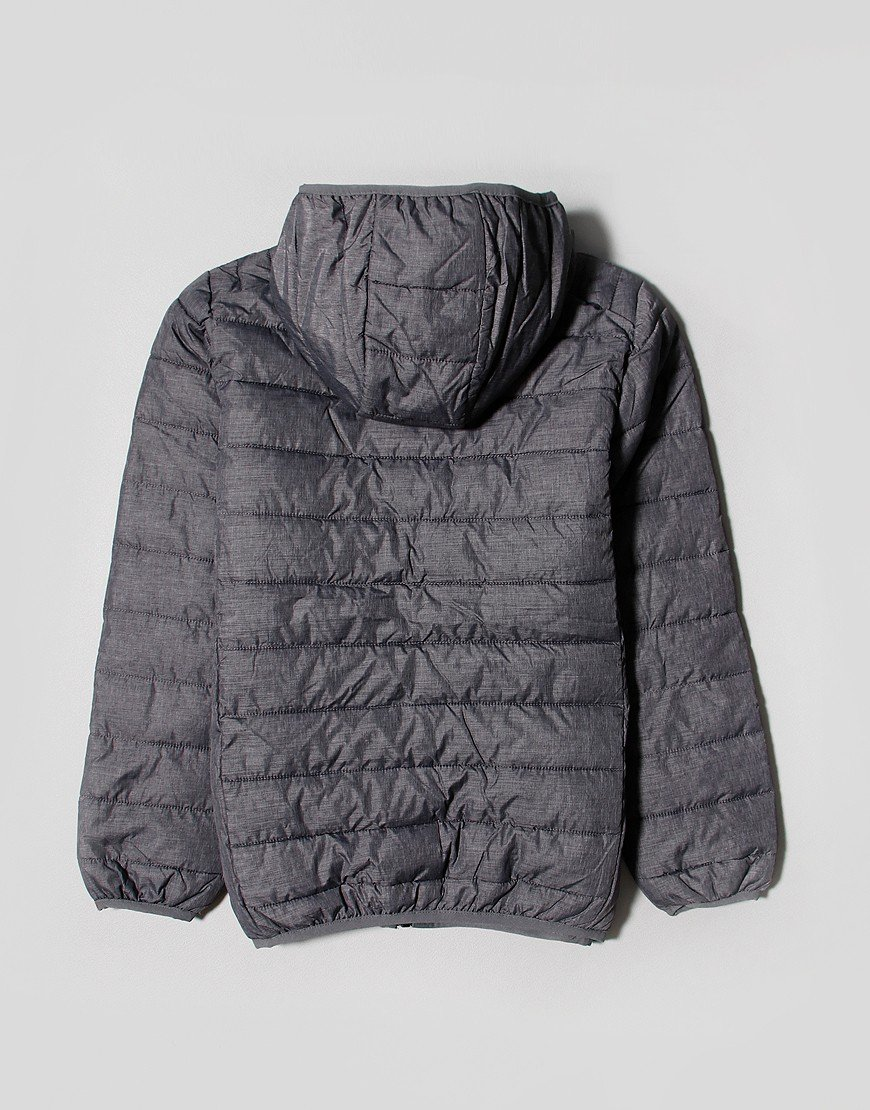 Ellesse Kids Regalio Padded Jacket  Dark Grey Marl