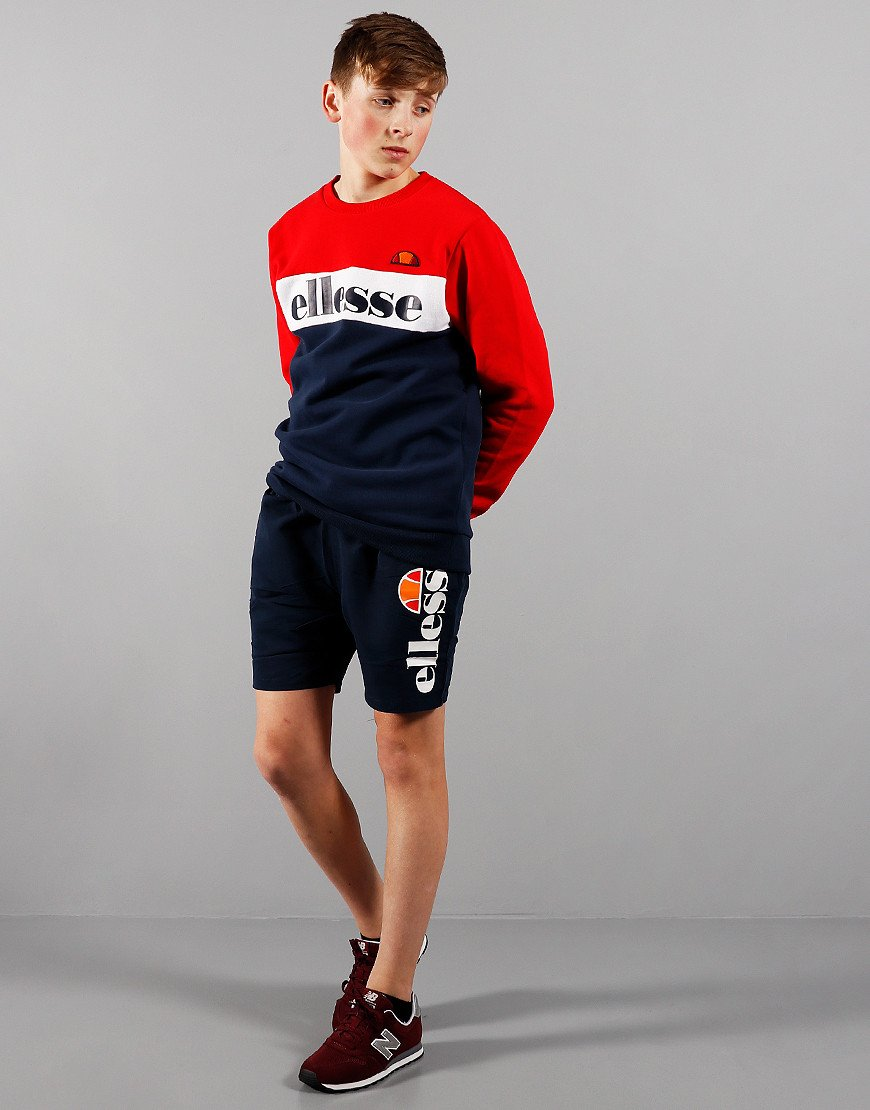 Ellesse Kids Bervios Swim Shorts Navy