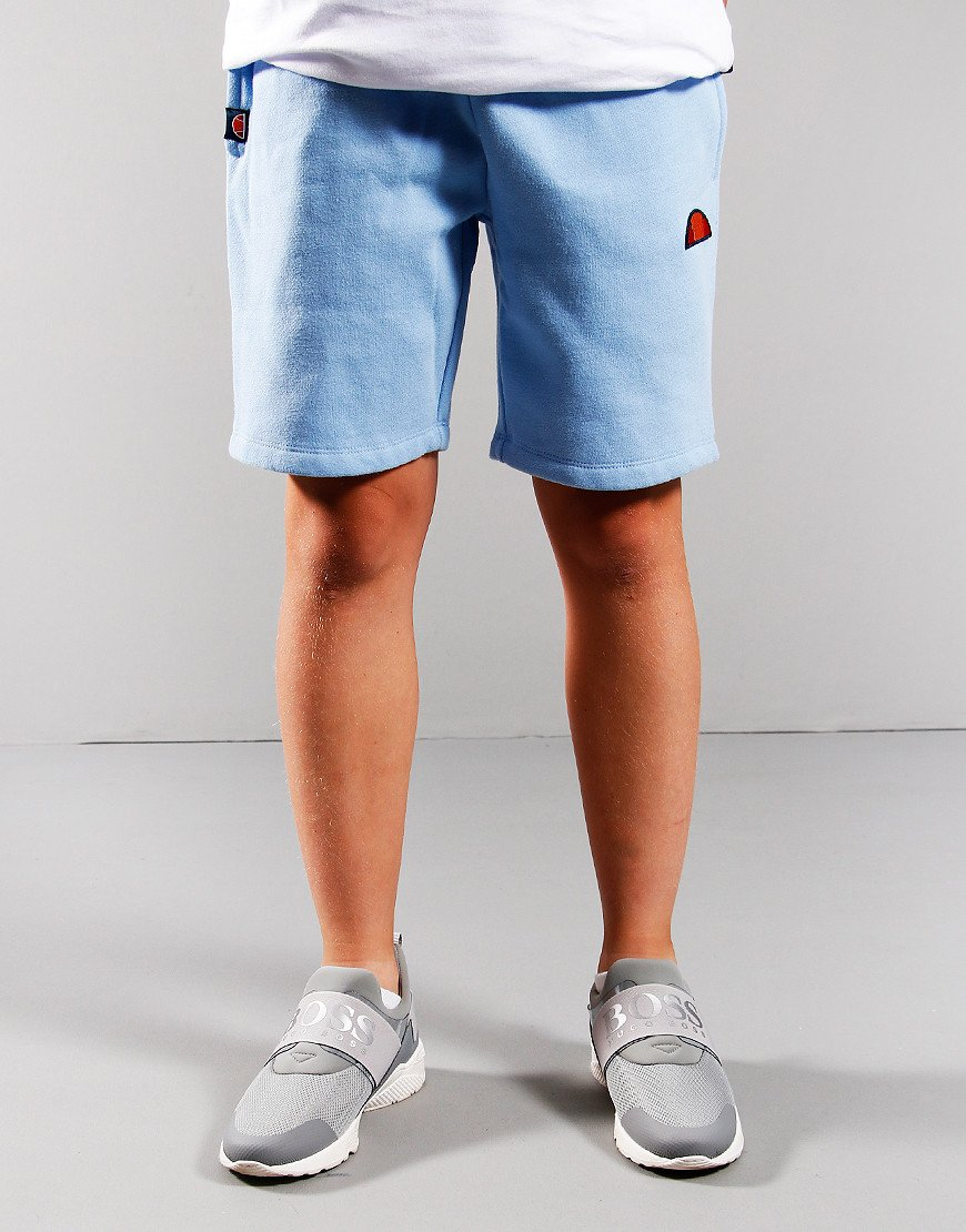 Ellesse Kids Toyle Sweat Shorts Light Blue