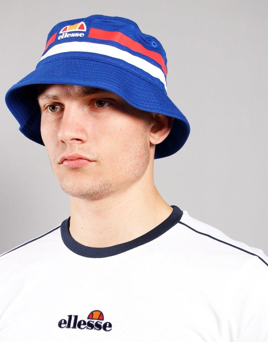 Ellesse Lanori Bucket Hat Blue