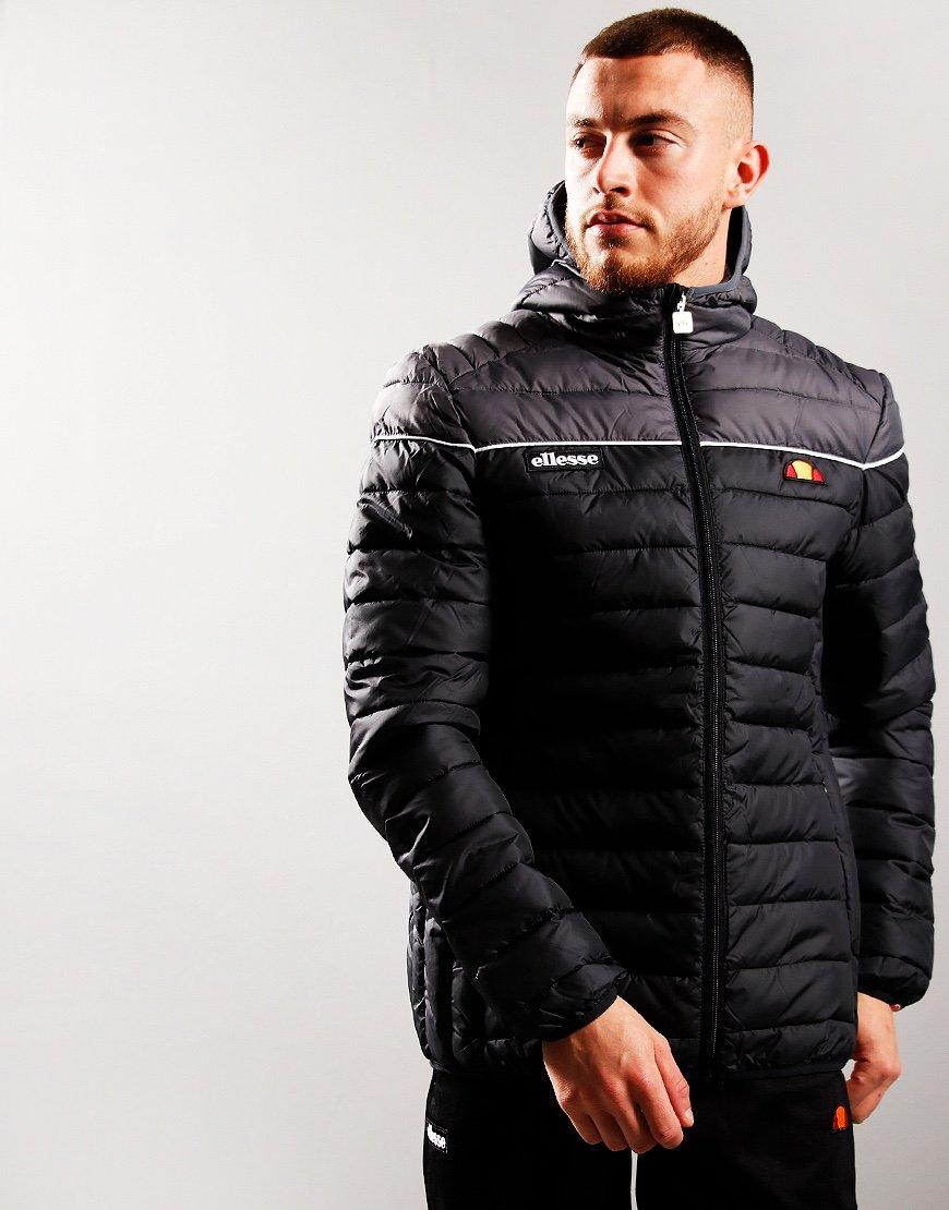 Ellesse Lombardy 2 Jacket Black