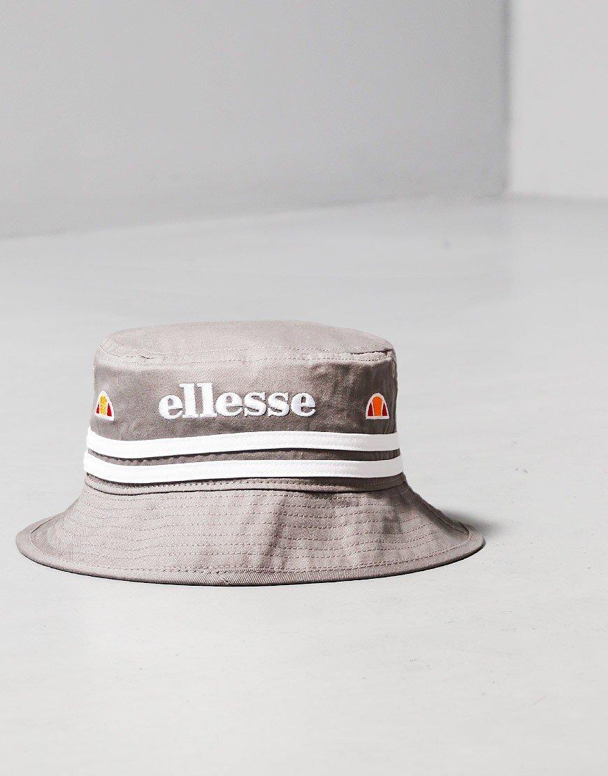 Ellesse Lorenzo Bucket Hat Grey