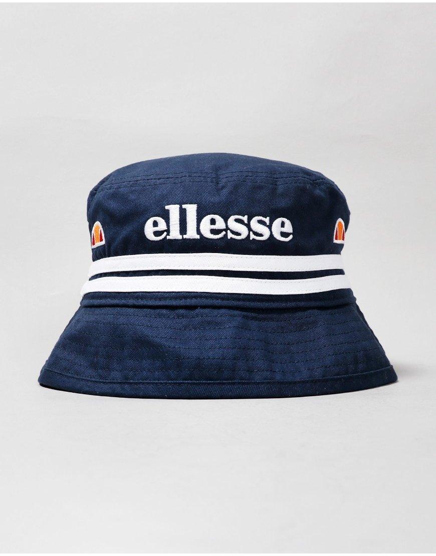 Ellesse Lorenzo Bucket Hat Navy