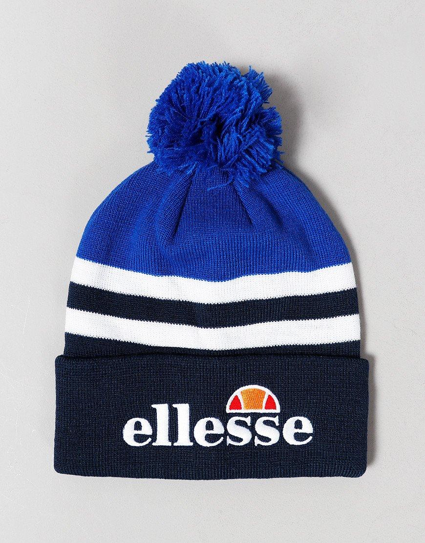 Ellesse Meddon Pom Knitted Hat Blue/Navy