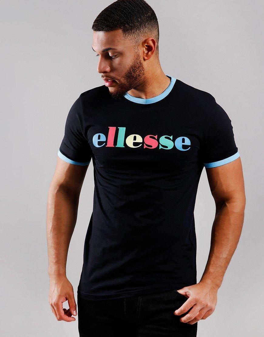 Ellesse Moa T-Shirt Black