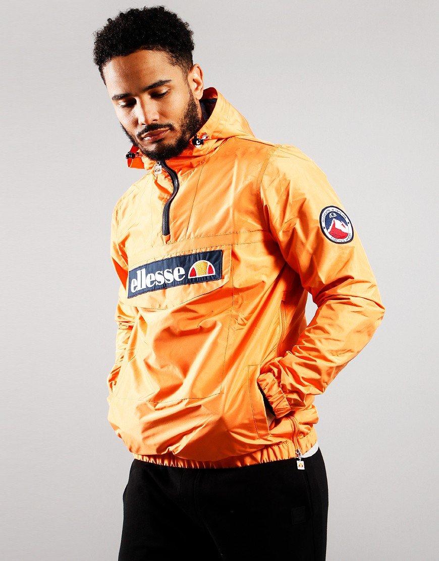 Ellesse Mont 2 Jacket Orange