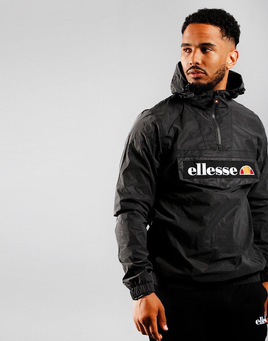 Ellesse Monterini Reflective Jacket Black