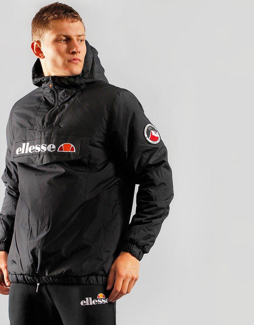 Ellesse Monterini Padded Jacket Black
