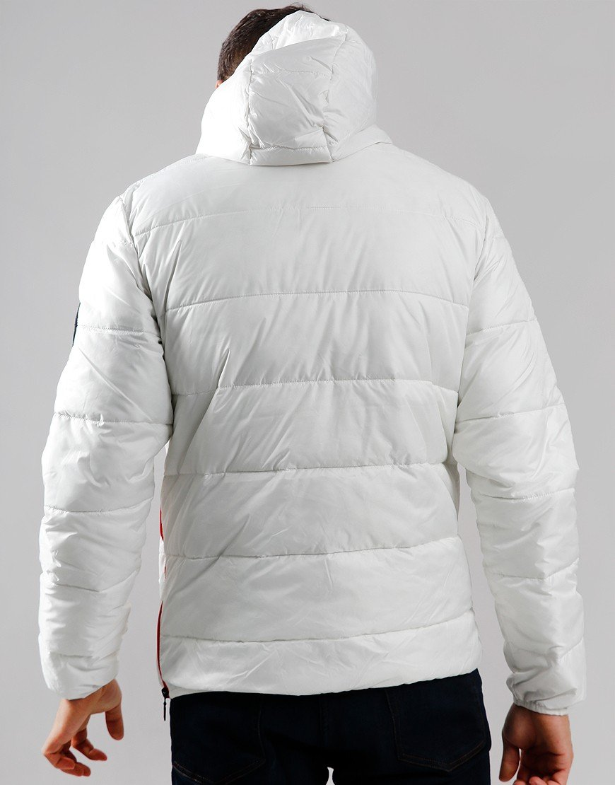 Ellesse Narni Quilted Jacket White