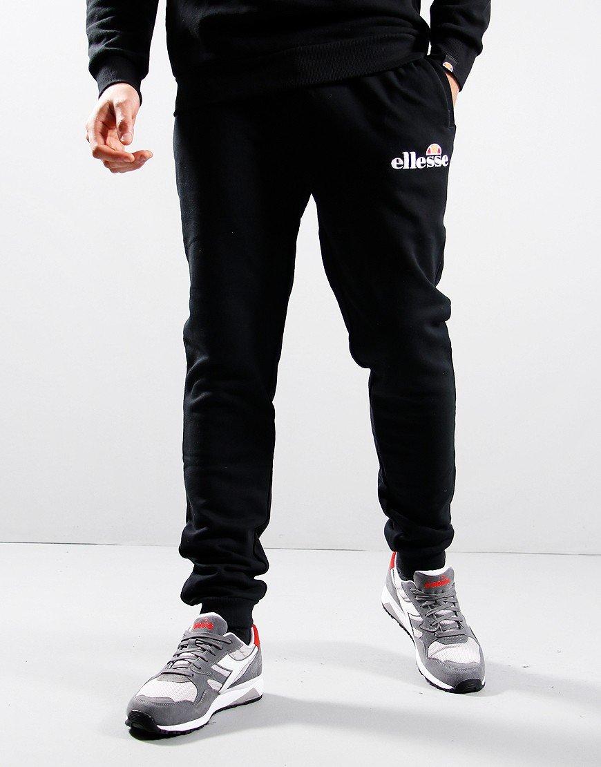 Ellesse Nioro Sweat Pants Black