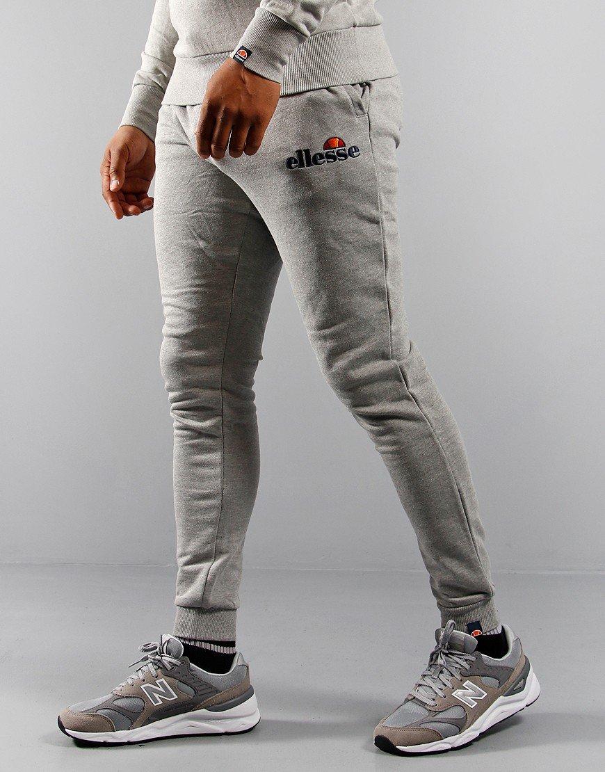 Ellesse Nioro Sweat Pants Grey Marl