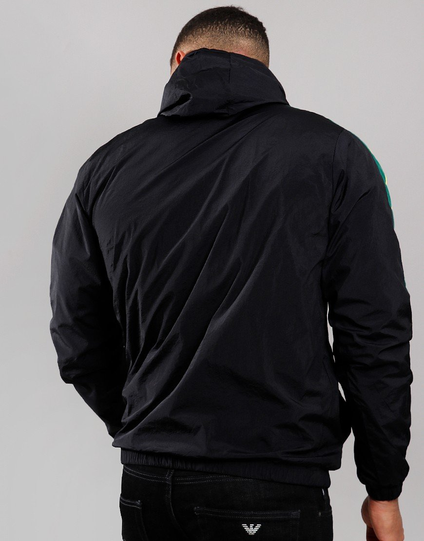 Ellesse Osiris Half Zip Jacket Black