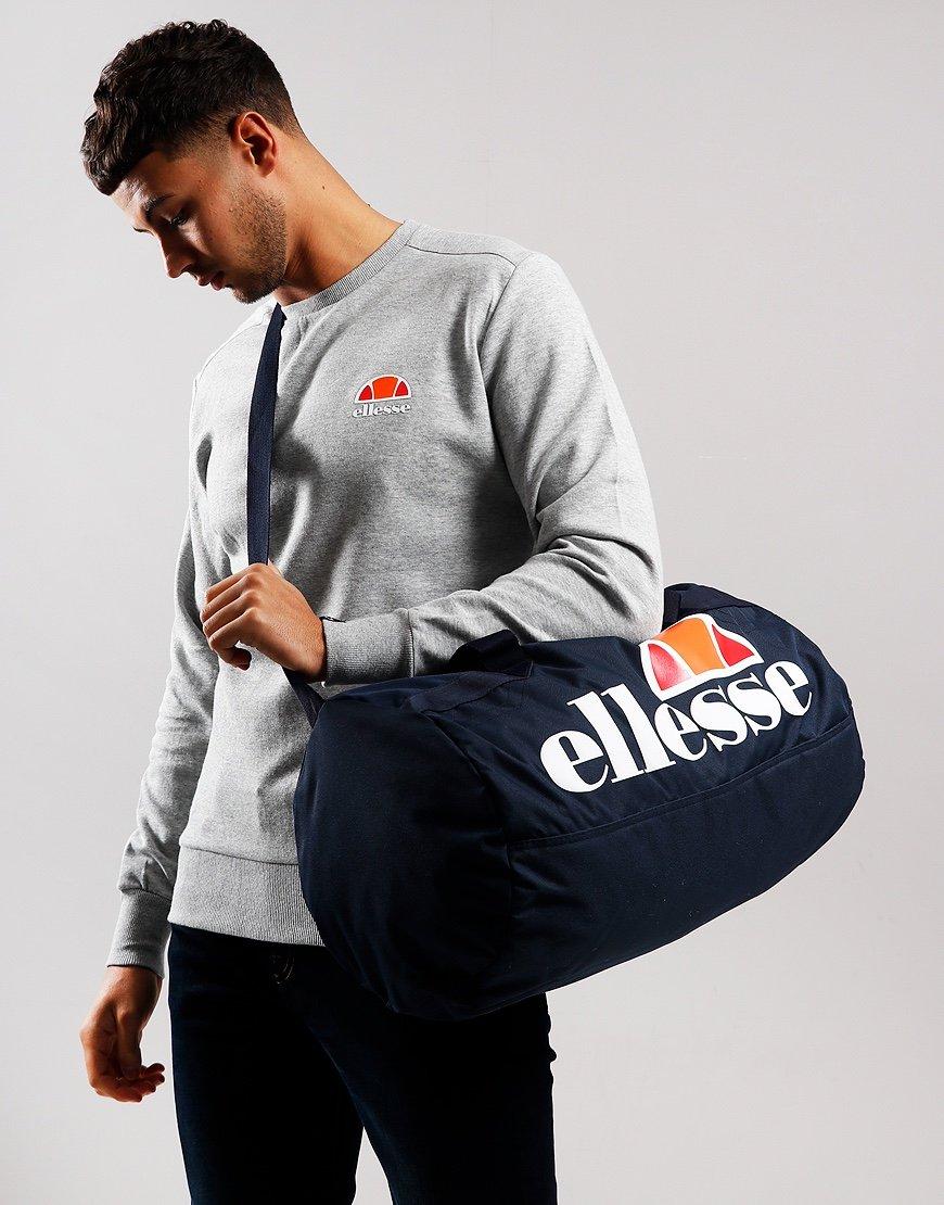 Ellesse Pelba Barrel Bag Navy