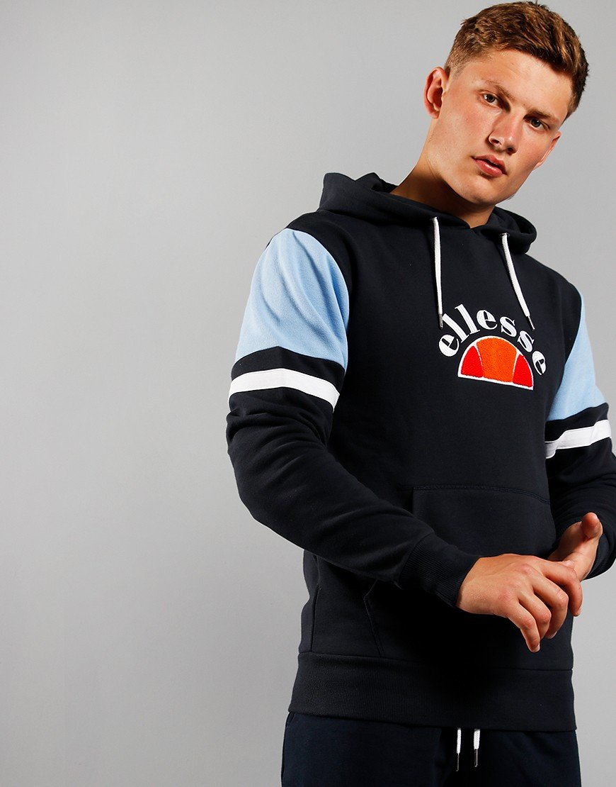 Ellesse Petto OH Sweat Navy