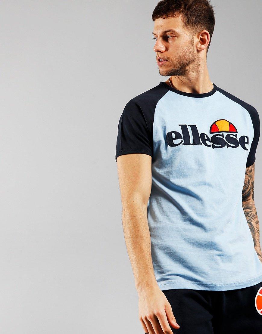 Ellesse Piave T-shirt  Light Blue