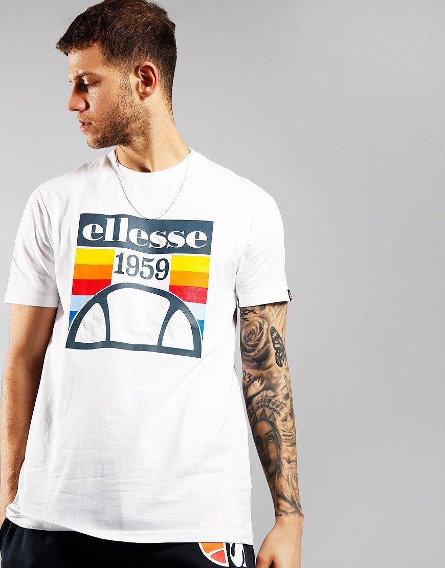 Ellesse Pirozzi T-shirt  White