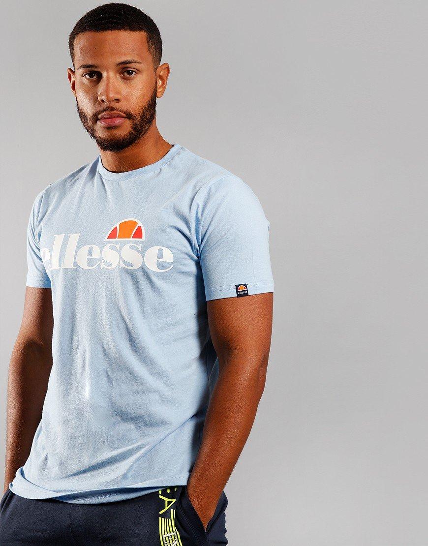 Ellesse Prado T-Shirt Light Blue