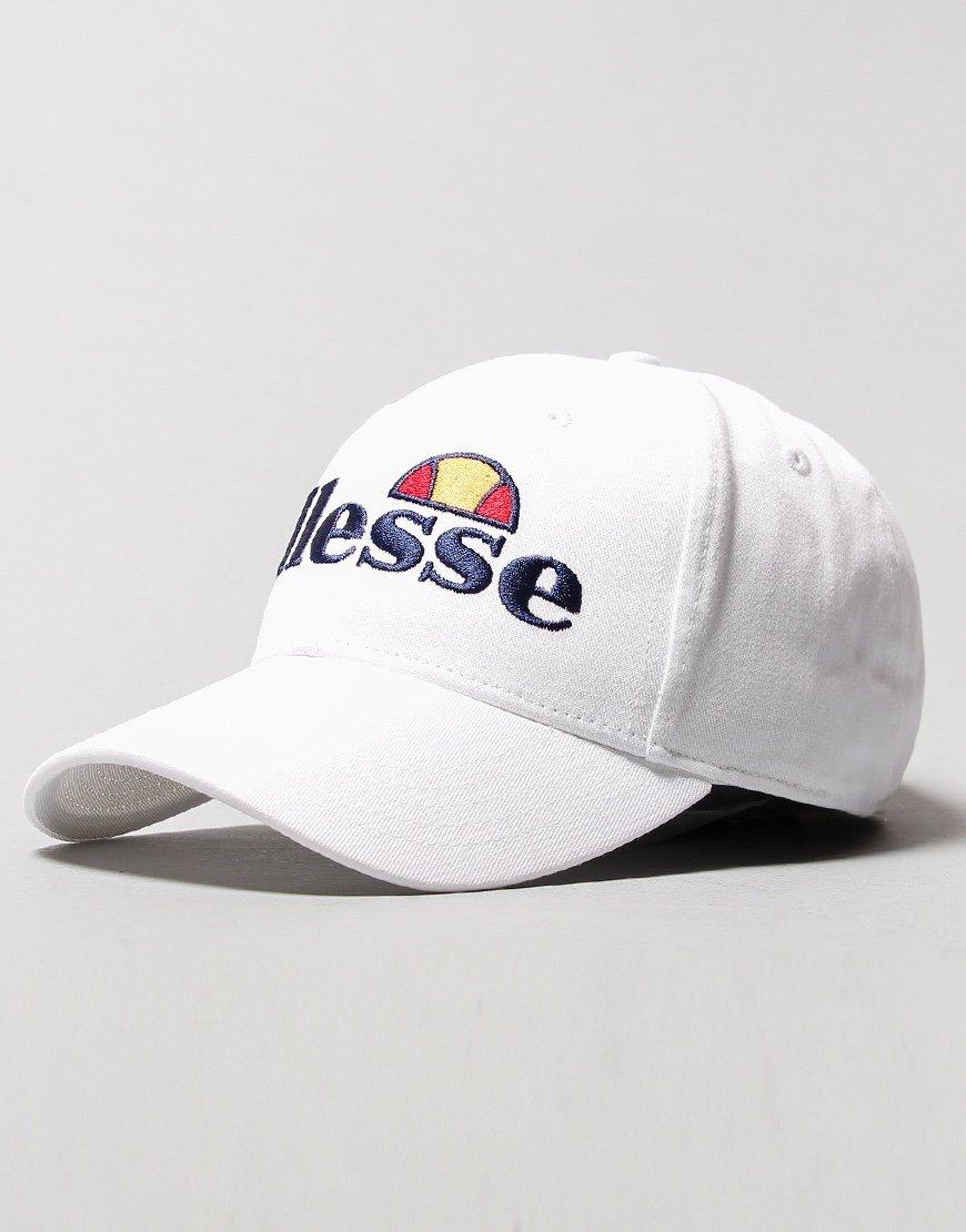 Ellesse Ragusa Baseball Cap White
