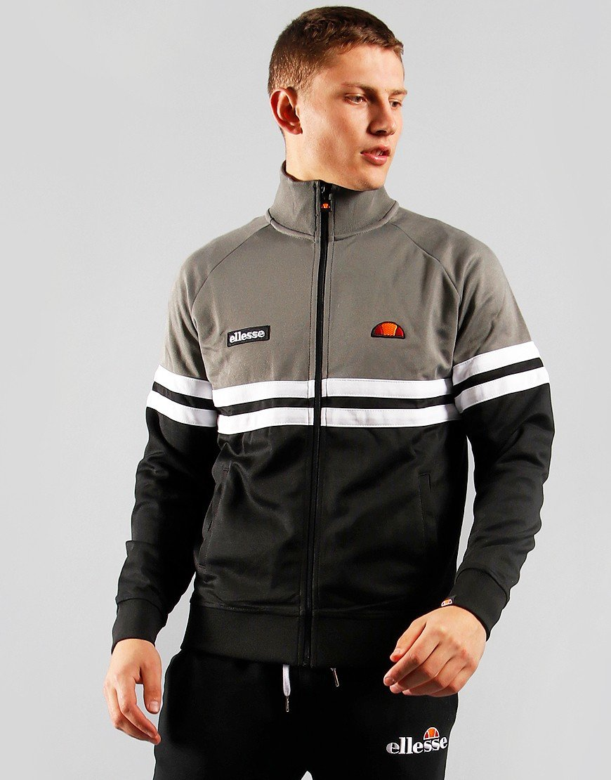 Ellesse Rimini Track Top Grey