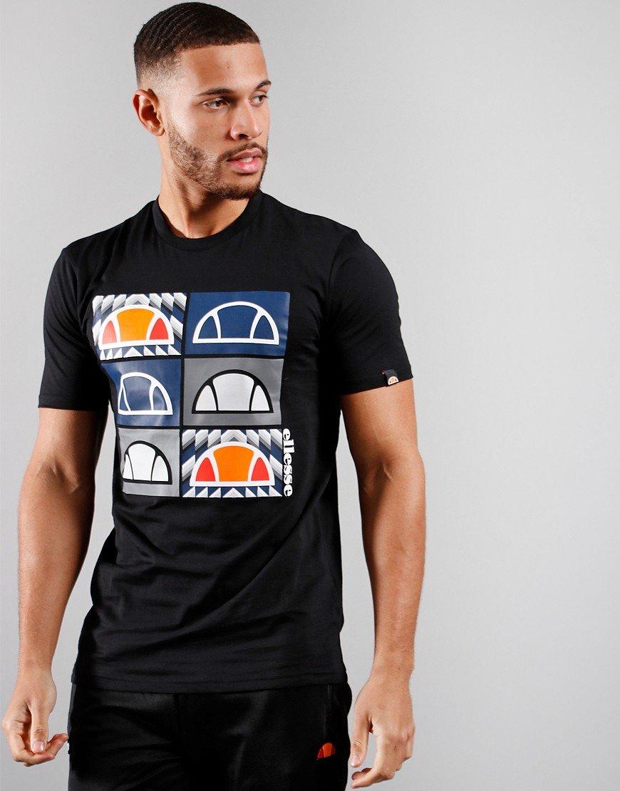 Ellesse Romal T-Shirt  Black