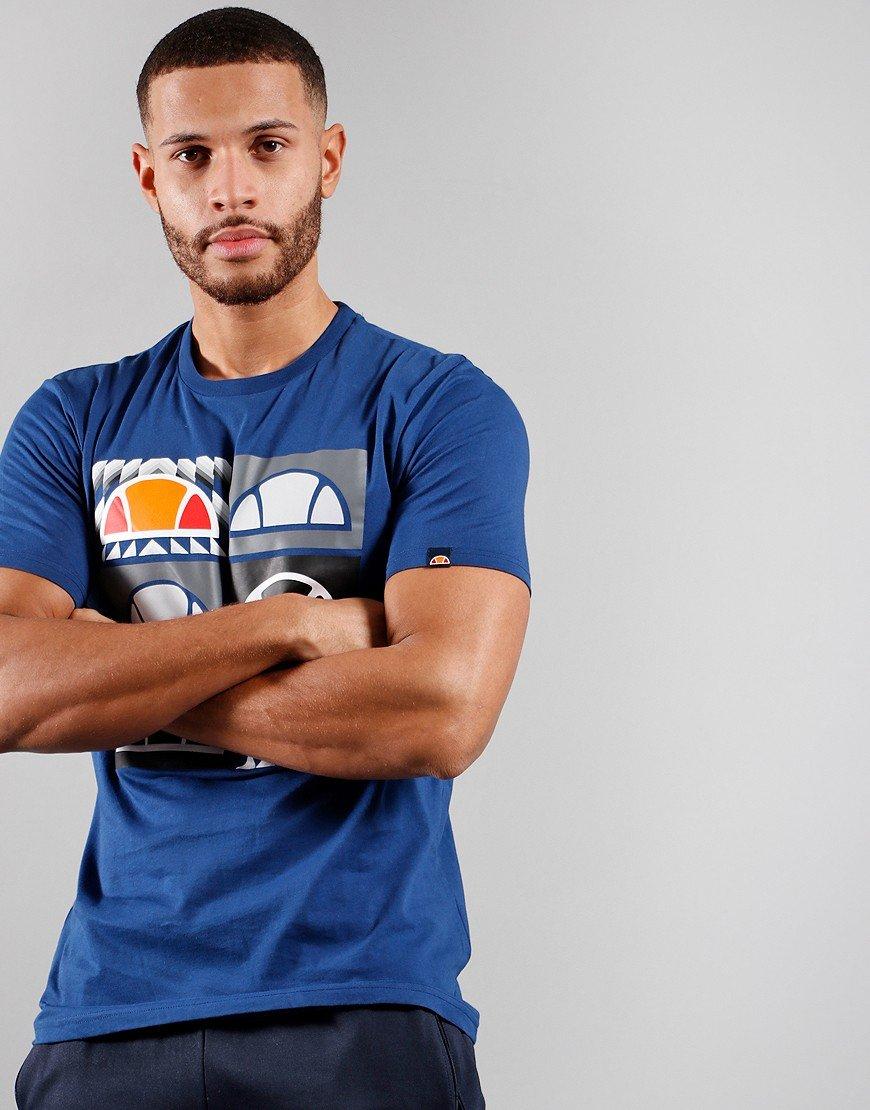 Ellesse Romal T-Shirt  Navy