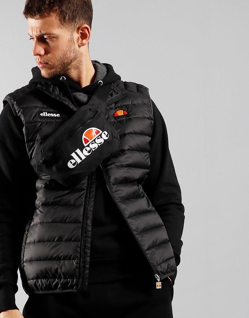 Ellesse Rosca Cross Body Bag Black