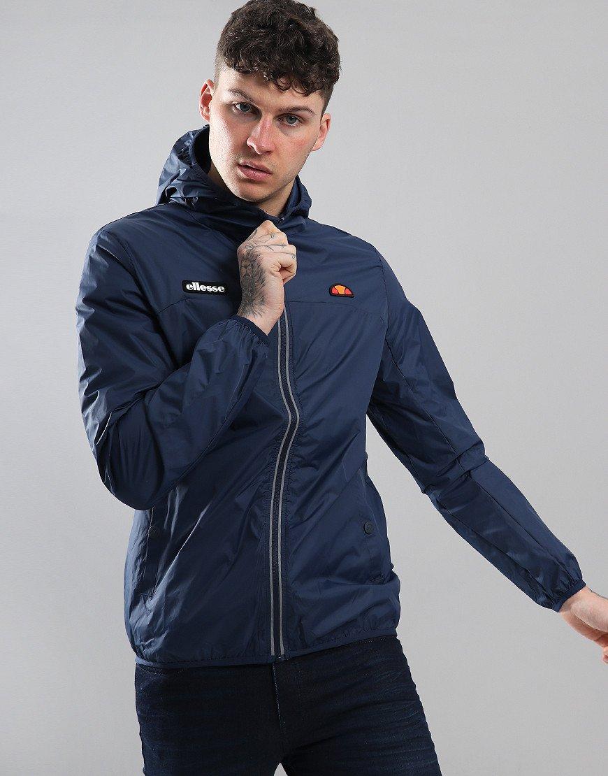 Ellesse Sortoni Jacket Navy