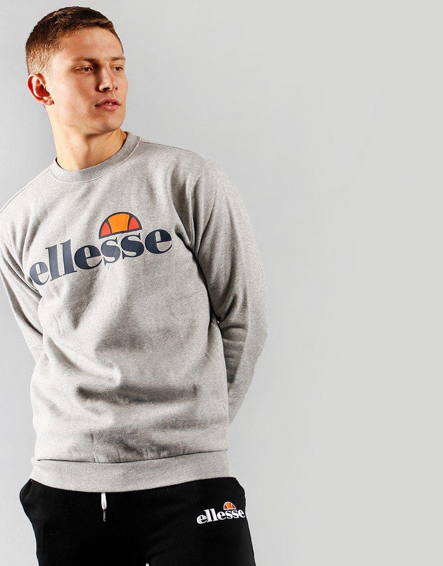 Ellesse Succiso Sweatshirt Grey Marl