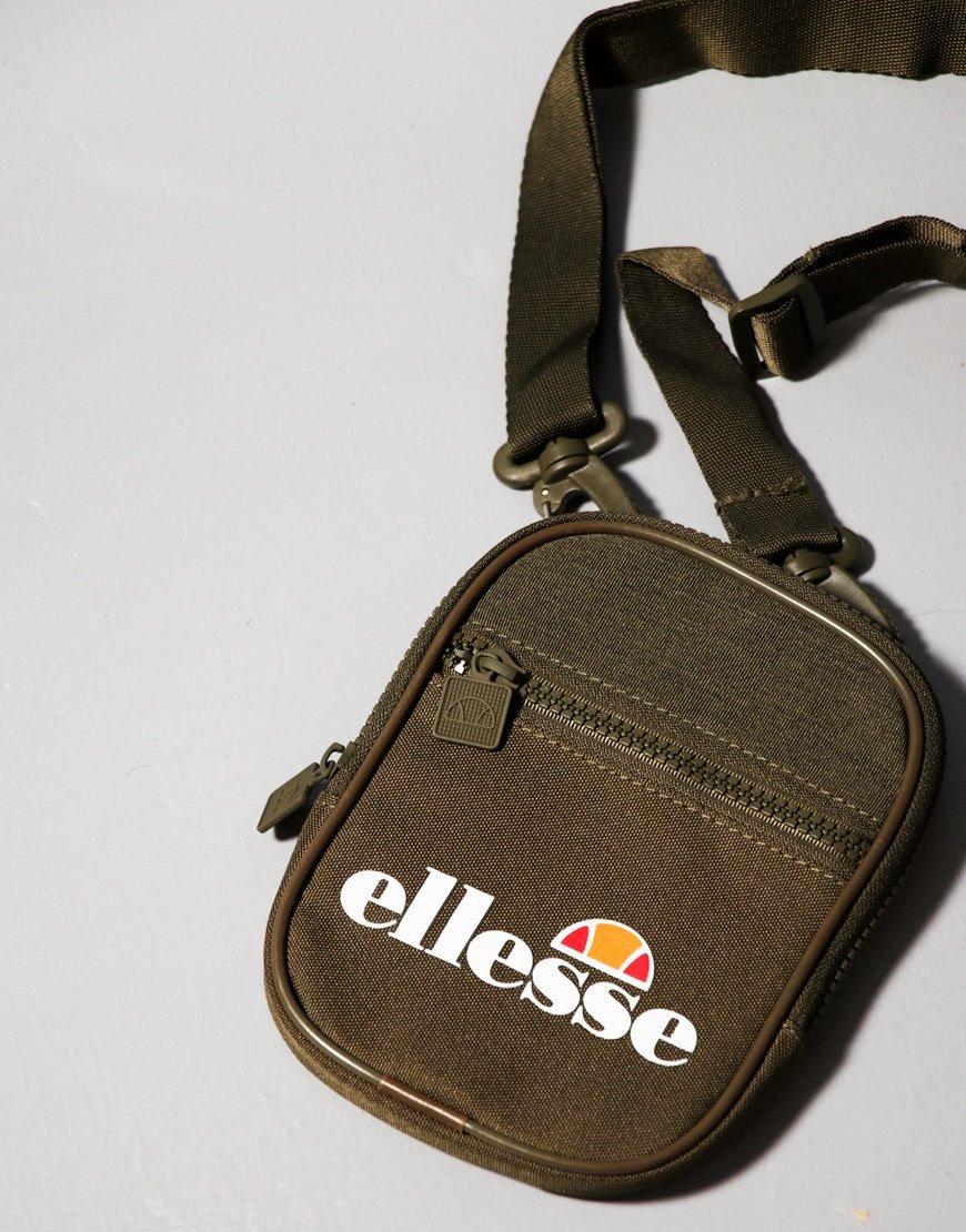 Ellesse Templeton Small Cross Body Bag Khaki