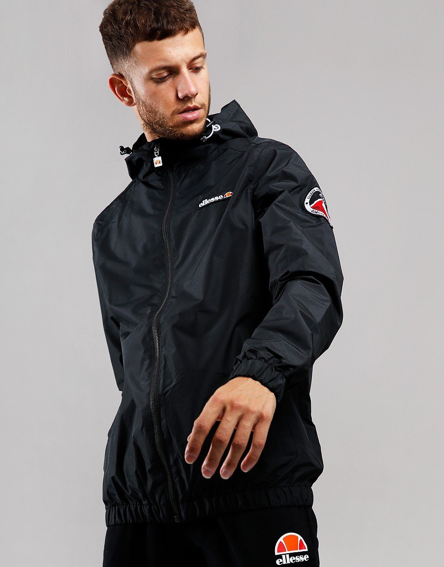 Ellesse Terrazzo Jacket Black