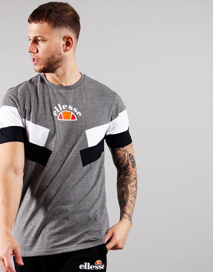 Ellesse Terria T-Shirt Charcoal