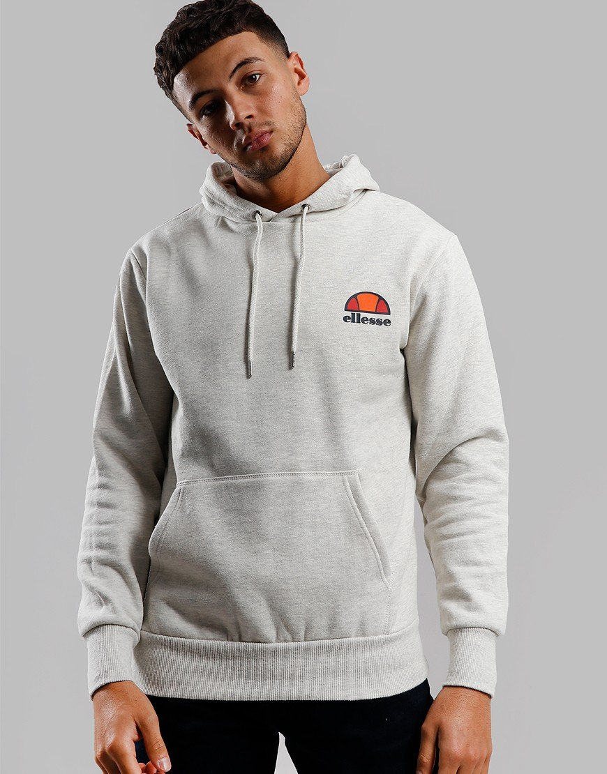 Ellesse Toce Hooded Sweat Ecru