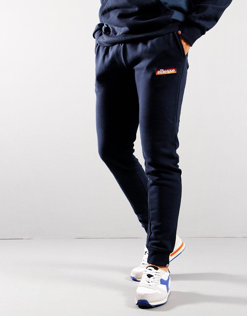 Ellesse Yonvest Track Pants Navy