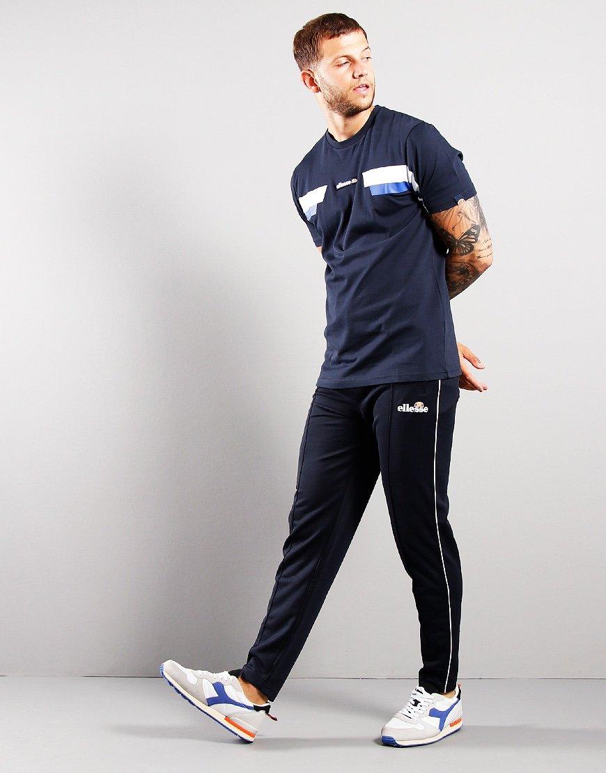 Ellesse Zian Track Pants Navy