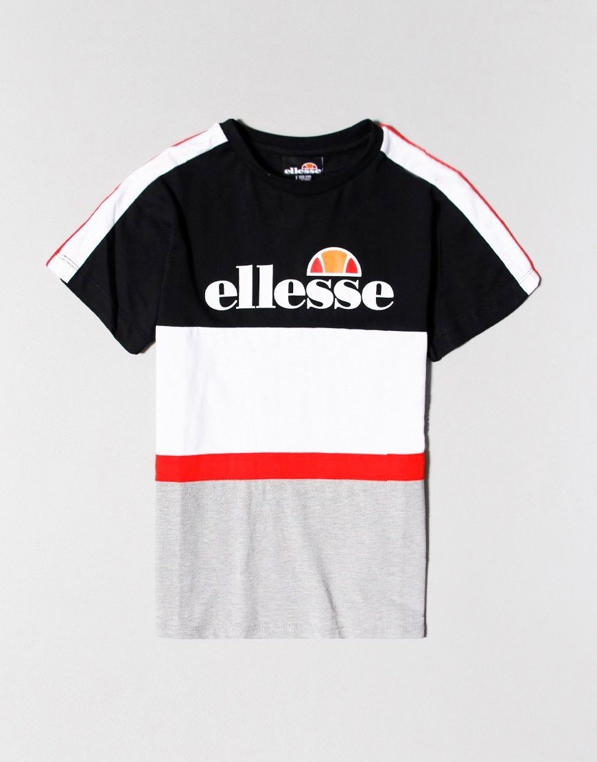 Ellesse Kids Ardinta T-shirt Black