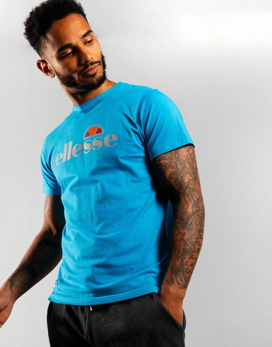 Ellesse Giniti 2 T-Shirt Blue