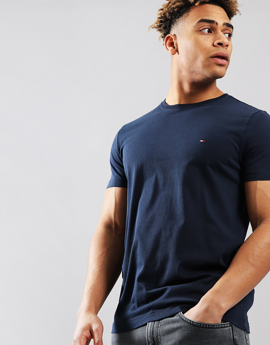 Tommy Hilfiger Essential T-shirt Sky Captain