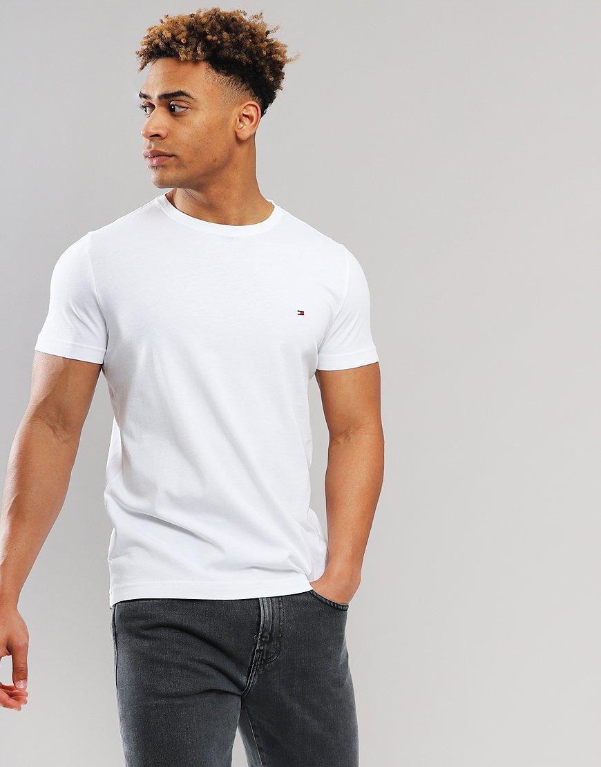 174e1464 Tommy Hilfiger Essential T-shirt Bright White - Terraces Menswear