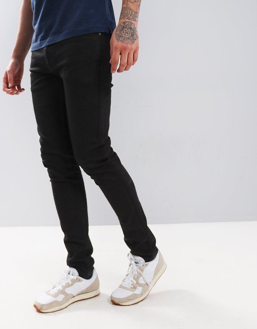 Farah Drake Skinny Jeans Black