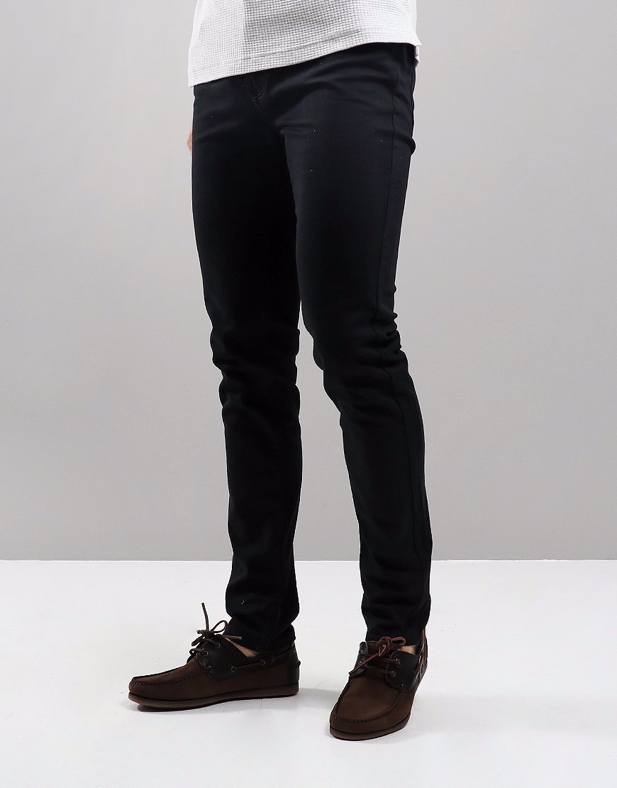 Farah Drake Clean Twill Jeans Black