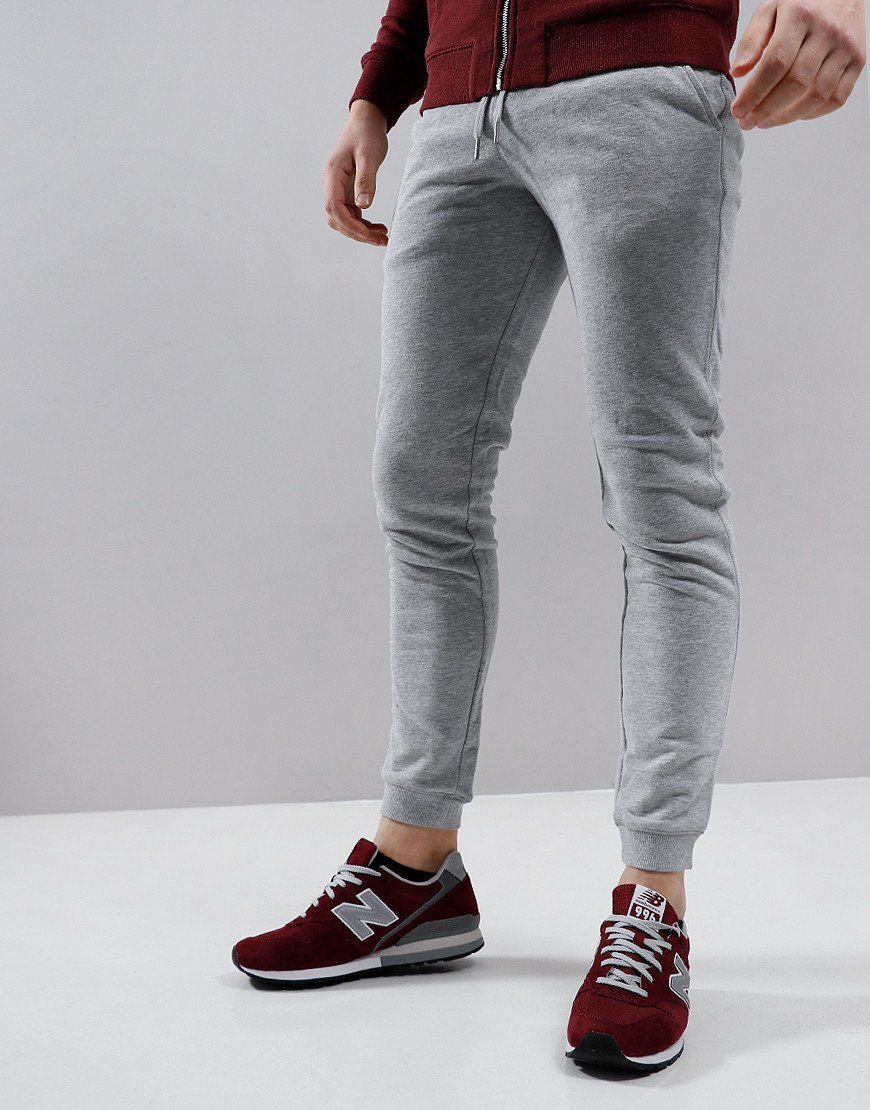 Farah Shalden Joggers Light Grey Marl