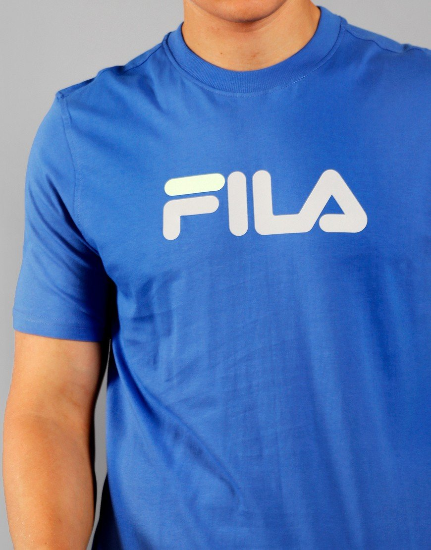 FILA Vintage Eagle T-Shirt Blue
