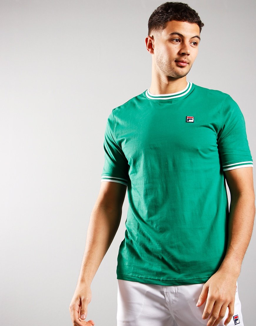 Fila Vintage Flank T-Shirt Amazon