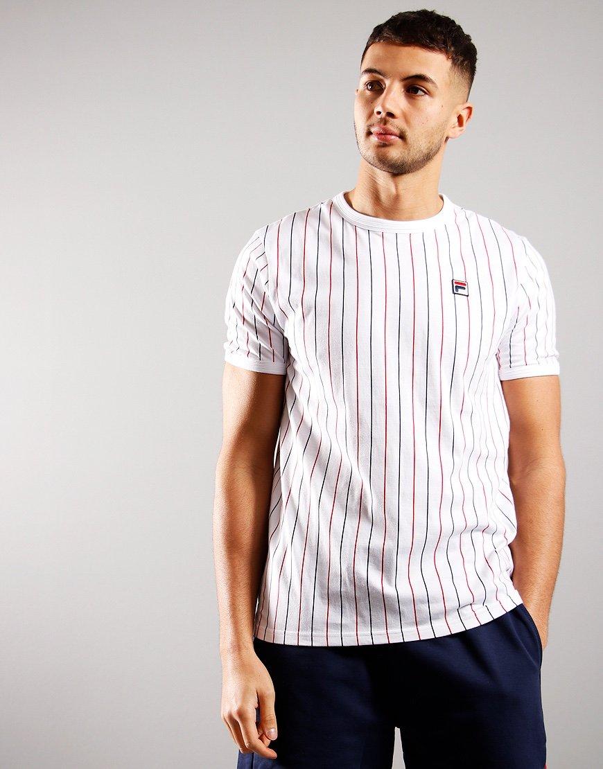 Fila Vintage Mica T-Shirt White
